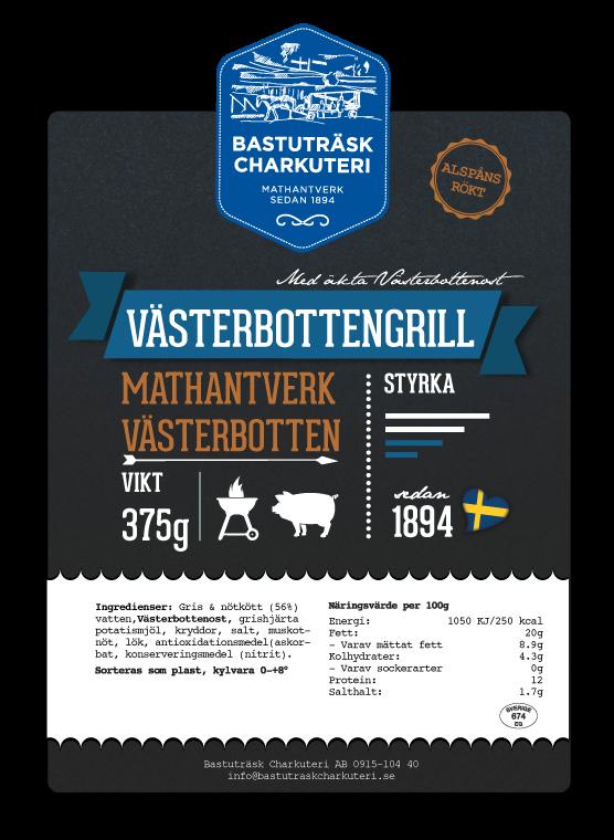 Västerbottengrill