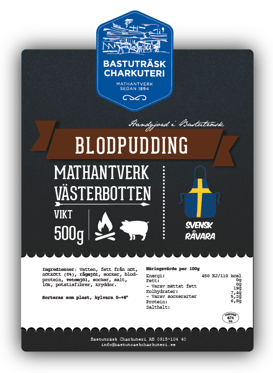 blodpudding